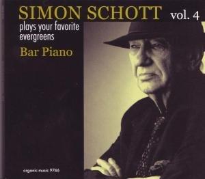 Bar Piano Vol.4 Your Favourite Evergreens