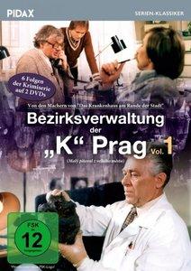 Bezirksverwaltung der K Prag, Vol. 1