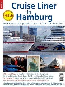 Cruise Liner in Hamburg 2015