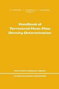 Handbook of Terrestrial Heat-Flow Density Determination