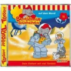 Benjamin Blümchen 011 auf dem Mond