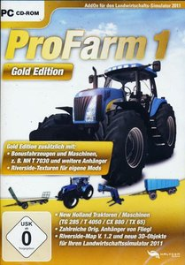 Landwirtschafts-Simulator - Pro Farm 1 Gold Edition