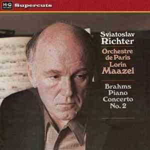 Brahms/Klavierkonzert 2 (180 Gr.LP)