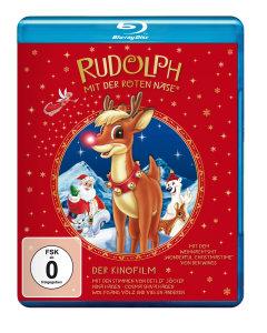 Rudolph Mit Der Roten Nase-Kinofilm (BD)