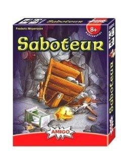 Saboteur. Kartenspiel