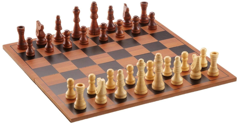 Philos 2709 - Schach-Set - zum Schließen ins Bild klicken