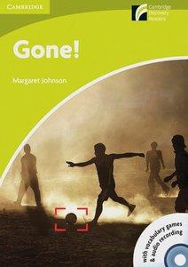 Gone! Mit Audio-CD
