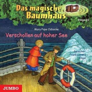 Das magische Baumhaus 22. Verschollen auf hoher See. CD