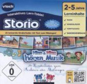 Vtech 80-233304 - Storio 2 Lernspiel, Nino u. Nina