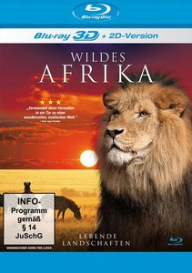 Wildes Afrika in 3D