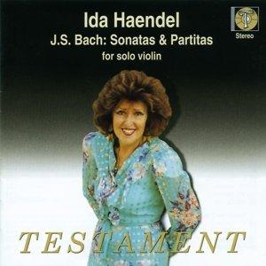 Violinsonaten & Partiten BWV 1001-10