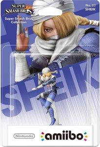Amiibo Super Smash Bros. Collection - No. 23 SHEIK