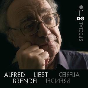 A.Brendel liest aus Spiegelbild und schwarzer Spuk