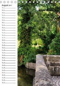 Dinkelsbühl - Romantisches Kleinod (Tischkalender 2017 DIN A5 ho