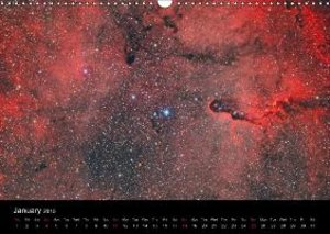 Deepsky (Wall Calendar 2015 DIN A3 Landscape)
