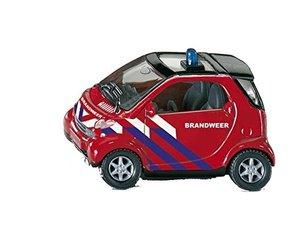 Siku 1303003 - Feuerwehr Smart 1300NL Niederlande