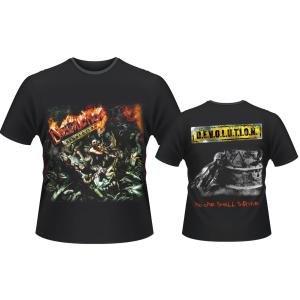 D.E.V.O.L.U.T.I.O.N.T-Shirt L