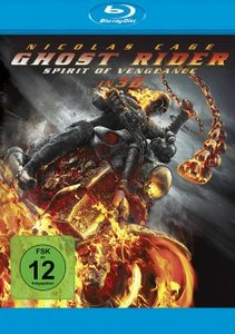 Ghost Rider: Spirit of Vengeance 3D/2D