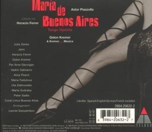 Maria De Buenos Aires (GA)