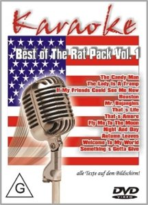 Best Of The Rat Pack Vol.1-Karaoke DVD