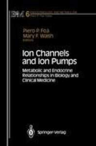 Ion Channels and Ion Pumps