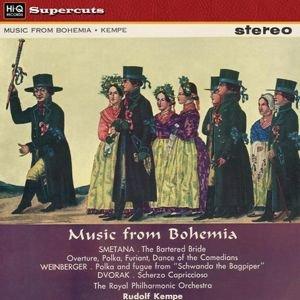 Smetana/Weinberg/Dvorak-Music From Bohemia (180 GR