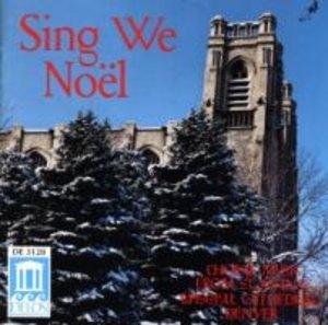 Sing We Noel/Weihnachts-Chormusik