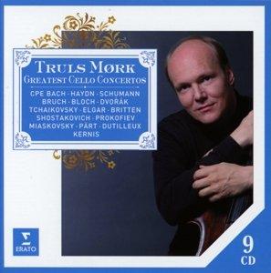Truls Mork-Die Größten Cellokonzerte