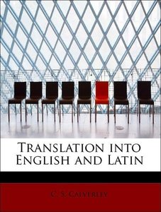 Translation into English and Latin