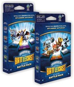 Skylanders Battlecast Battle Pack Double (Spyro, SnapShot, Stomb