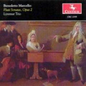 Sonaten Für Flöte op.2