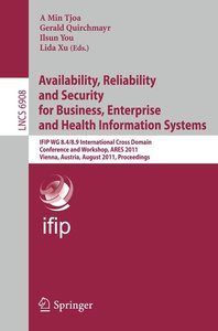 Availability, Reliability and Security for Business, Enterprise