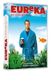 Eureka Season 2 Repl.
