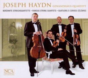 Berühmte Streichquartette op.76,2-4
