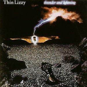 Thunder And Lightning (LTD Back To Black LP)