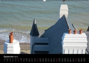 Kent, England / UK-Version (Wall Calendar 2015 DIN A2 Landscape)