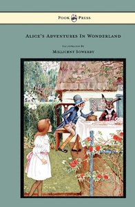 Alice's Adventures In Wonderland - With Illustrations In Black A