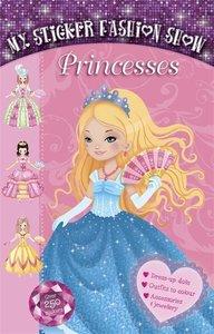 My Sticker Fashion Show 5: Princesses