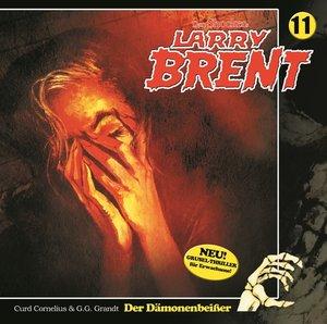 Larry Brent-Dämonenbeiáer Folge 11