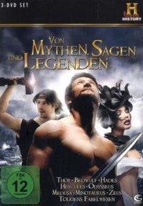 Von Mythen, Sagen und Legenden