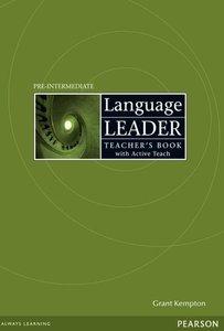 Language Leader Pre-Intermediate Teacher's Book (with Active Tea