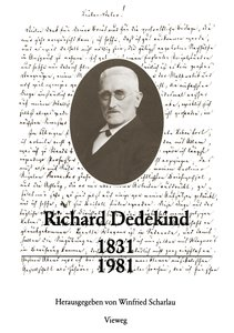 Richard Dedekind 1831 - 1981