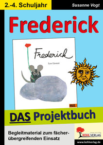 Frederick - DAS Projektbuch