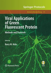 Viral Applications of Green Fluorescent Protein
