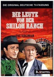 Die Leute von der Shiloh Ranch - Staffel 3. Deutsche TV-Fassung