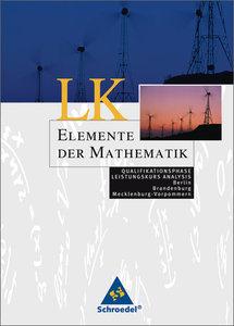 Elemente der Mathematik. Analysis Qualifikationsphase LK