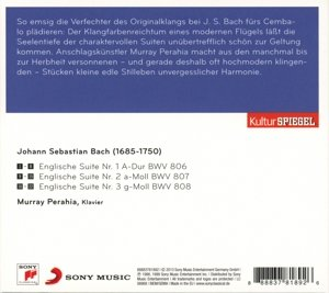 KulturSPIEGEL:Die besten guten-English Suites 1-3