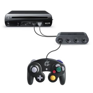 Nintendo GameCube Controller - Super Smash Bros. Edition für Wii