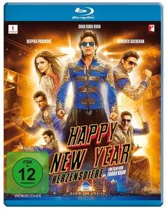 Happy New Year (Blu-ray)