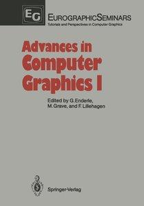 Advances in Computer Graphics I